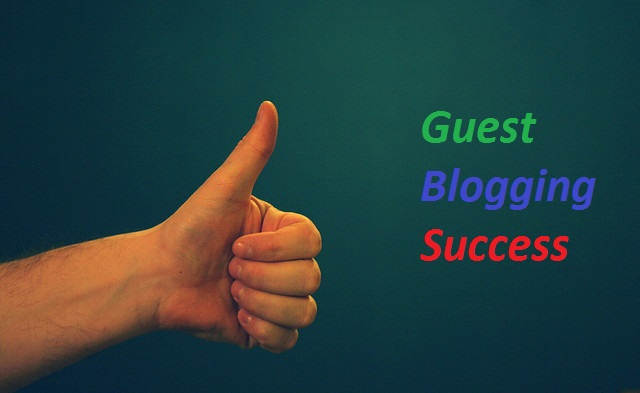 Guest Blogging Success