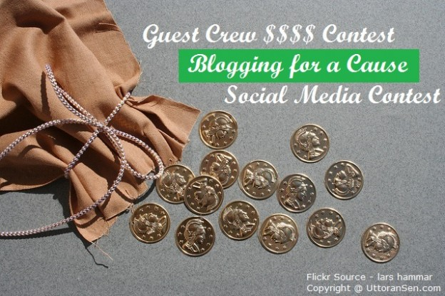 Blogging For A Cause