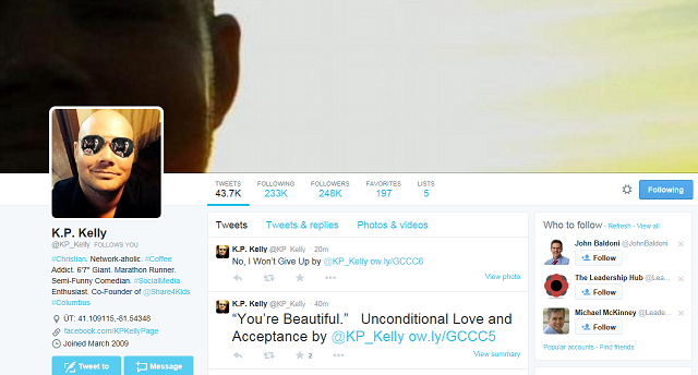 K.P. Kelly