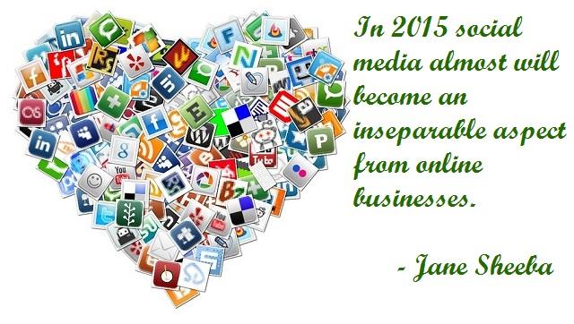 Social Media Inseparable