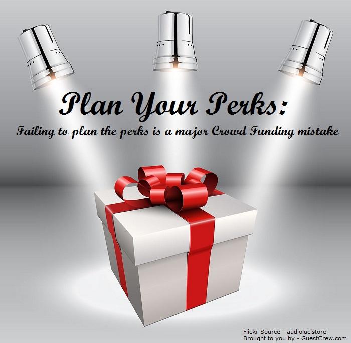 Plan your Perks