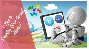 Simplify Your Social Media