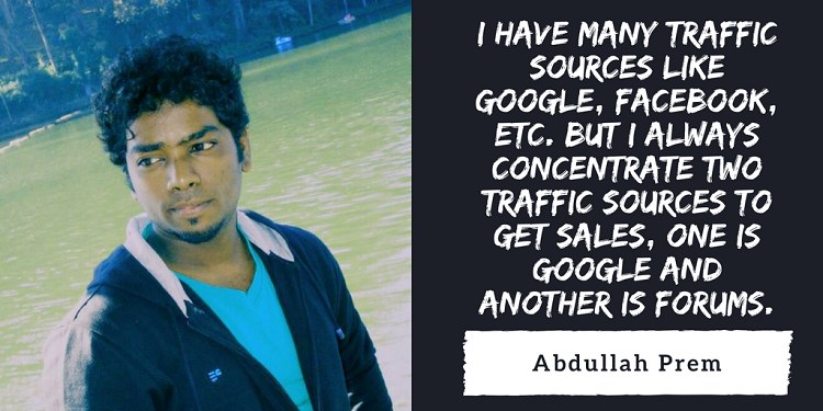Abdullah Prem Tweetable