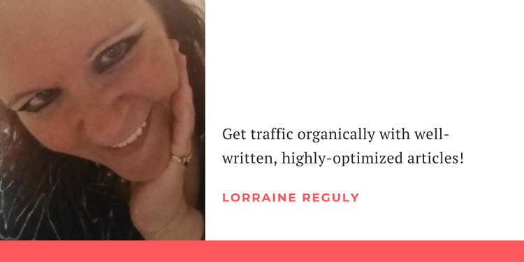 Lorraine Reguly Tweetable