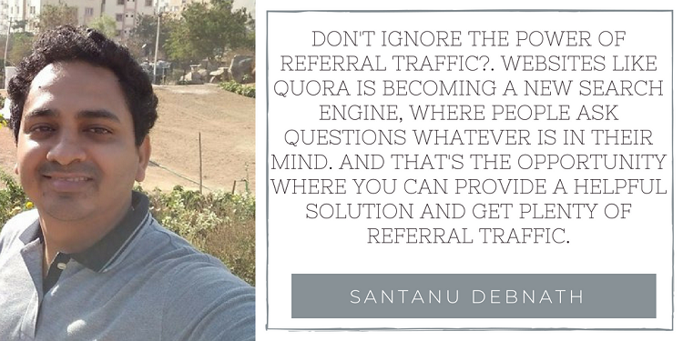 Santanu Debnath Tweetable