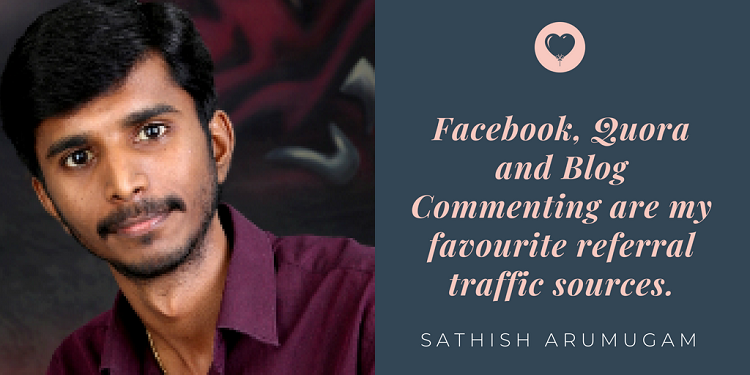 Sathish Arumugam Tweetable