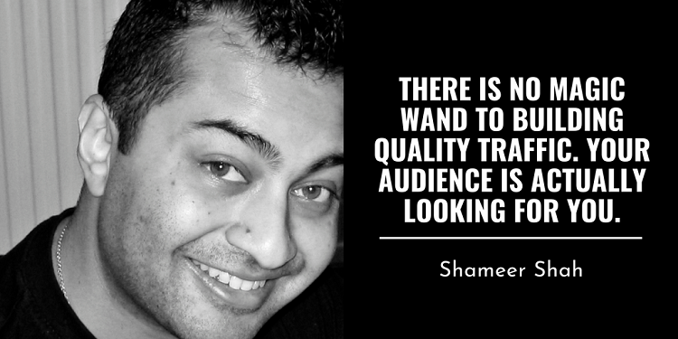 Shameer Shah Tweetable