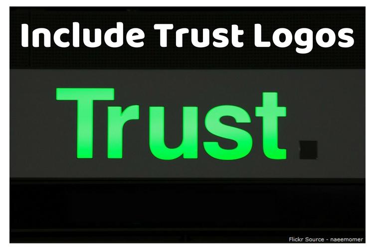 Include Trust Logos