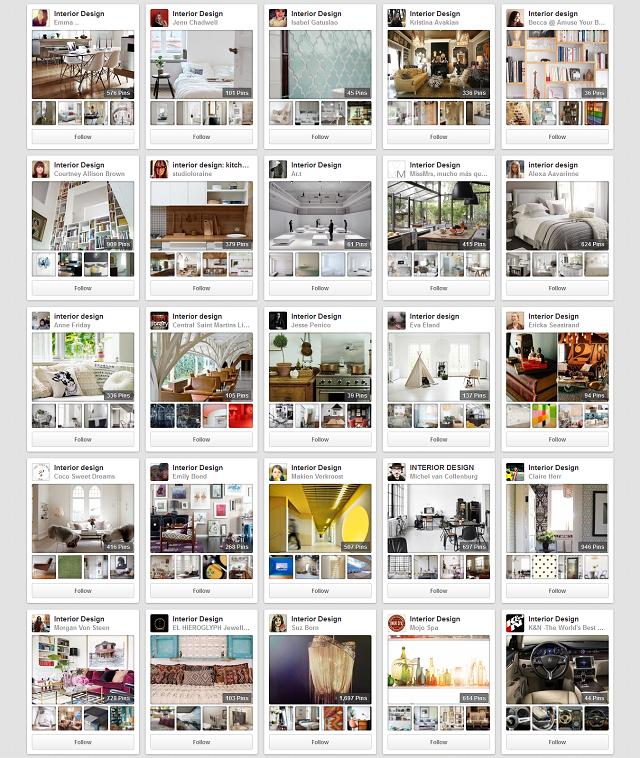 Inspirational Interior Design
