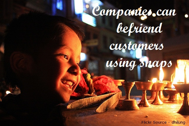 Befriend Customers