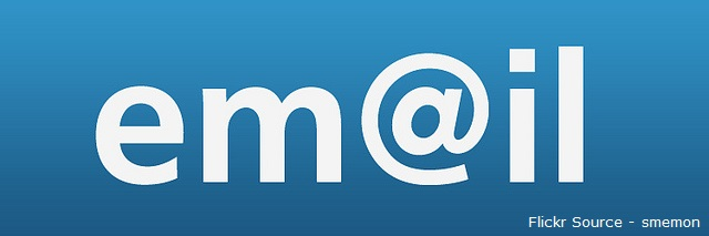 E-mail Following