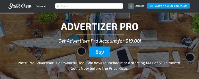 Advertiser Pro
