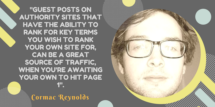 Cormac Reynolds Tweetable