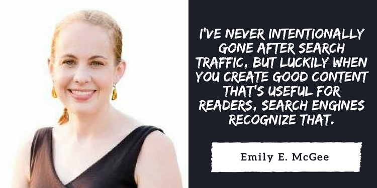 Emily E. McGee Emily McGee Tweetable
