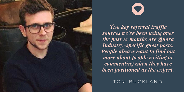 Tom Buckland Tweetable